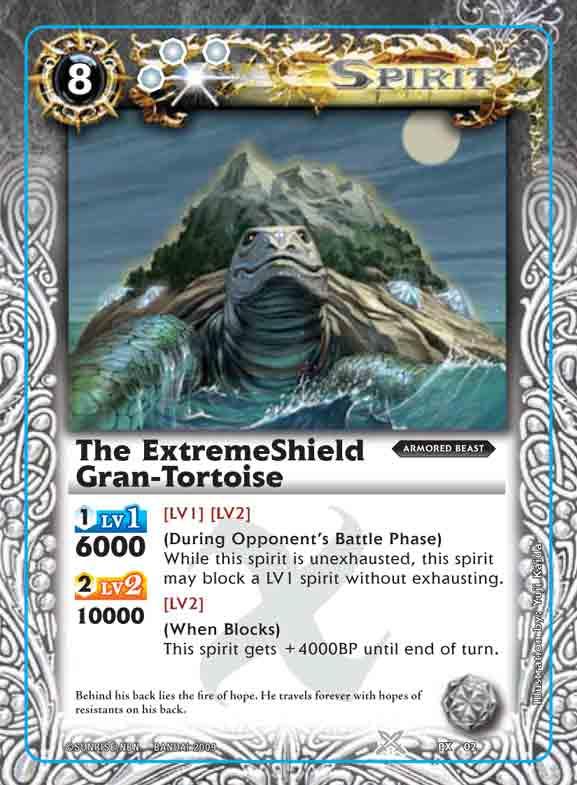 The ExtremeShield Gran-Tortoise