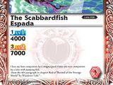 The Scabbardfish Espada