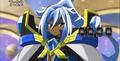 Kiriga Blue Battle Form