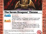 The Seven Dragons' Throne