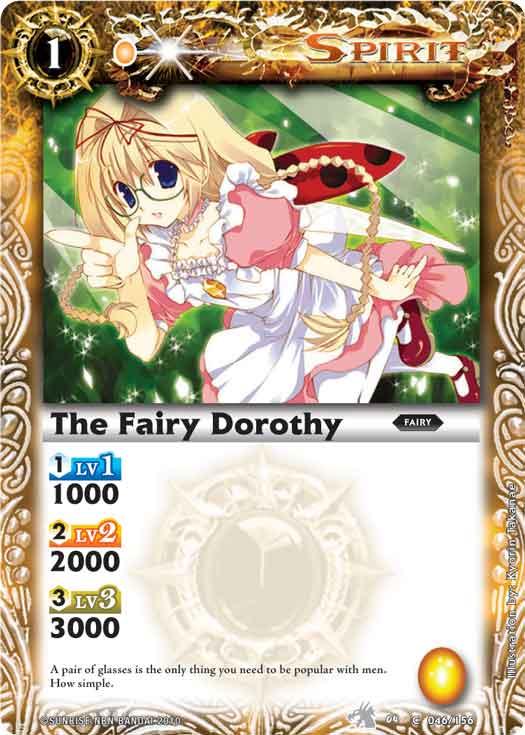 The Fairy Dorothy