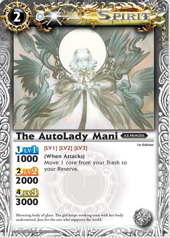 The AutoLady Mani