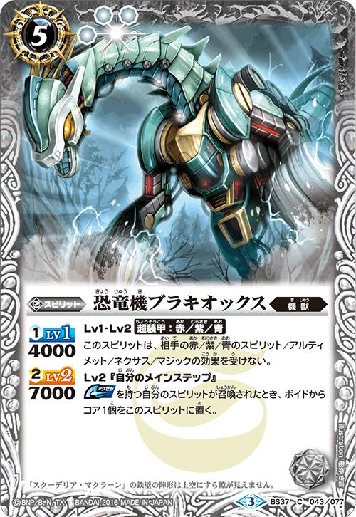 The DinosaurMachine Brachiox