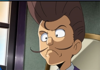 Chihiro's Father
