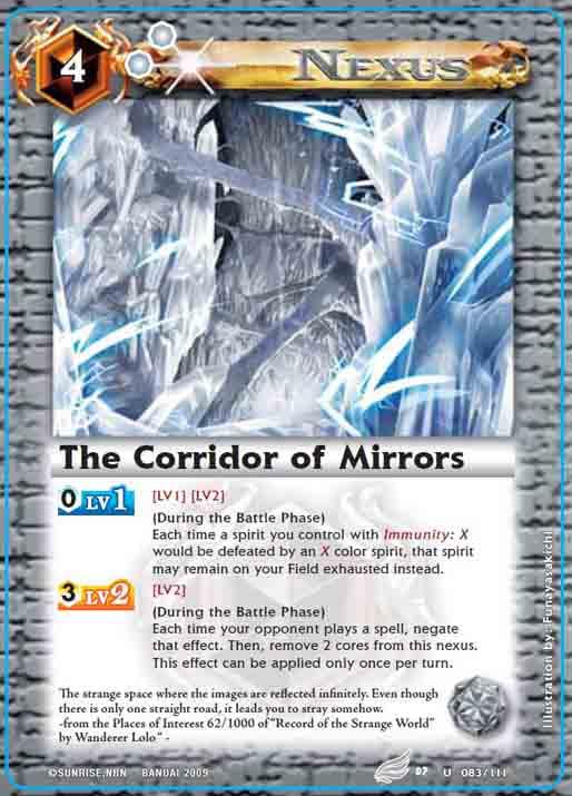 The Corridor of Mirrors