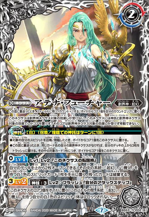 Future Athena