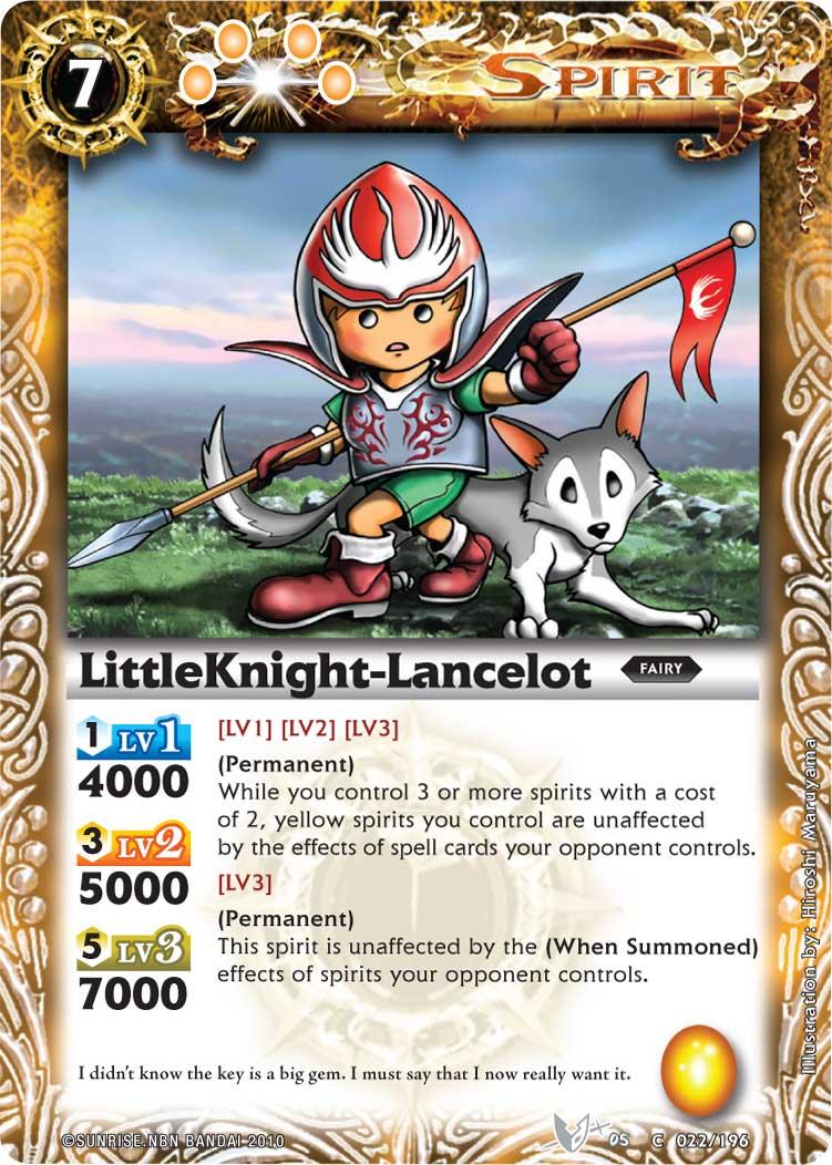 LittleKnight-Lancelot