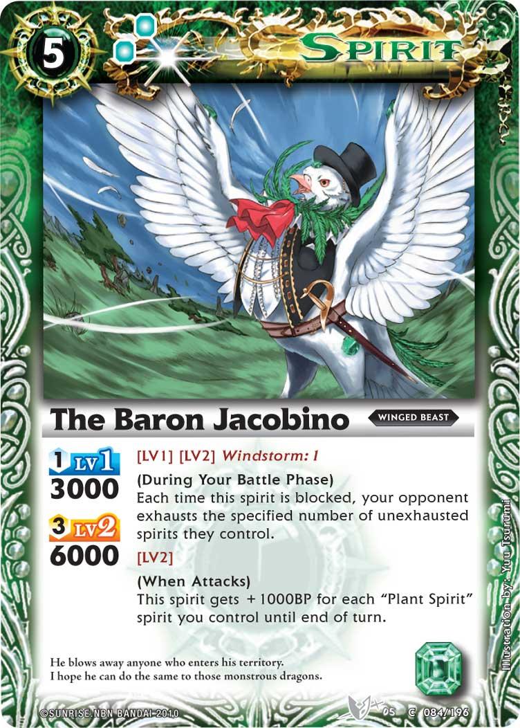 The Baron Jacobino