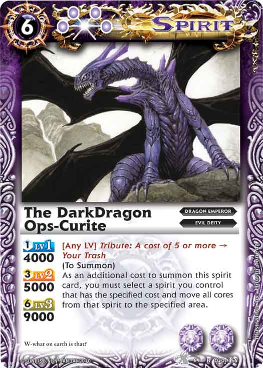 The DarkDragon Ops-Curite