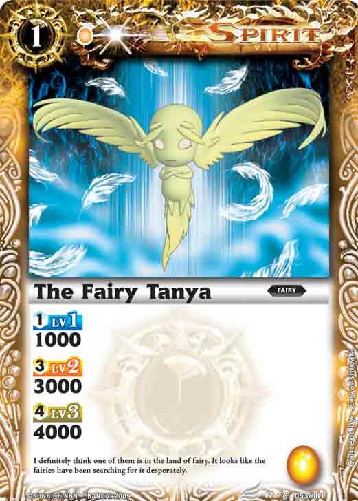 The Fairy Tanya