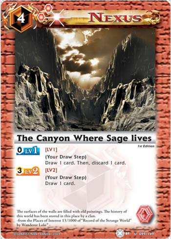 The Canyon Where Sage lives