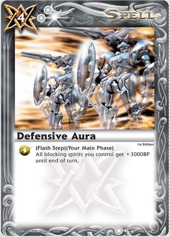 Defensive Aura