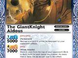 The GiantKnight Aldous