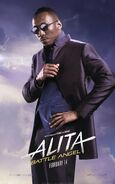Alita Battle Angel Character Poster 04