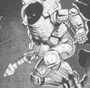 BAALO03 130 Zazie in space suit