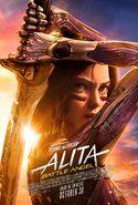 Alita Battle Angel BIT Poster