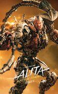 Alita Battle Angel Character Poster 06