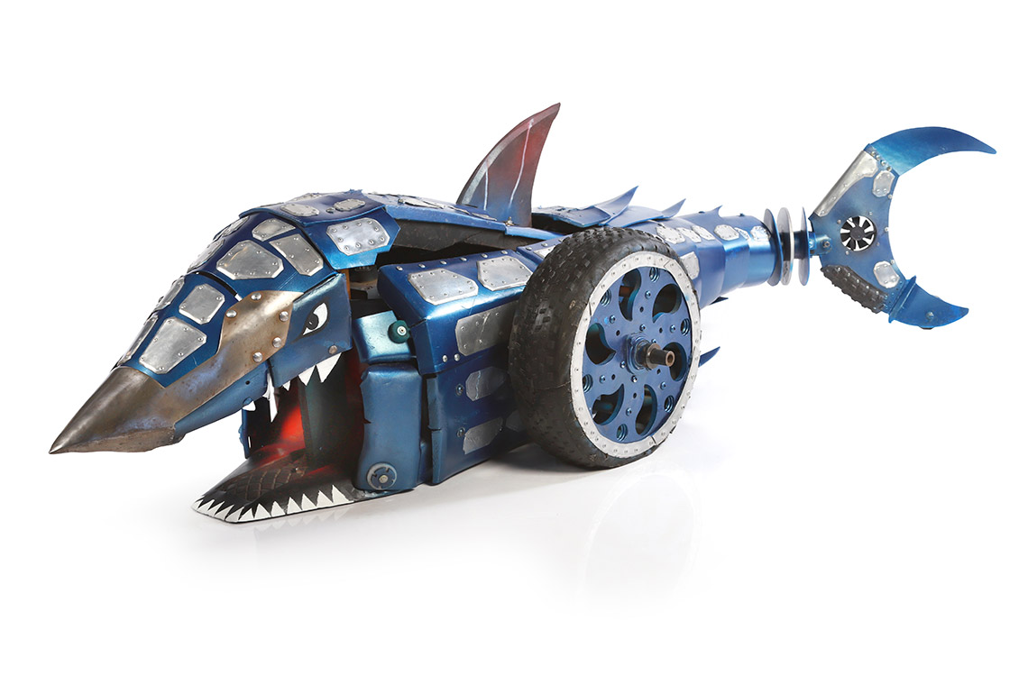 Sharkoprion