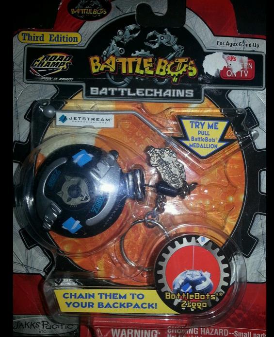 Ziggo/Battle Chains