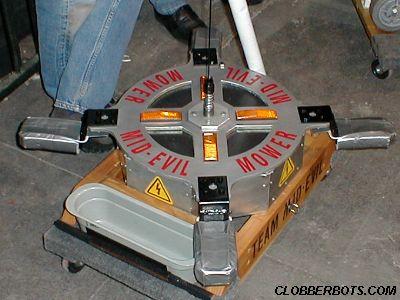 Mid-Evil Mower