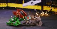 Jackpot rips off Ghost Raptor's bar spinner