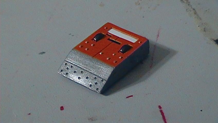 The Crusher/MiniBot