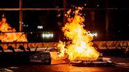 Blacksmith roasting Captain Shrederator