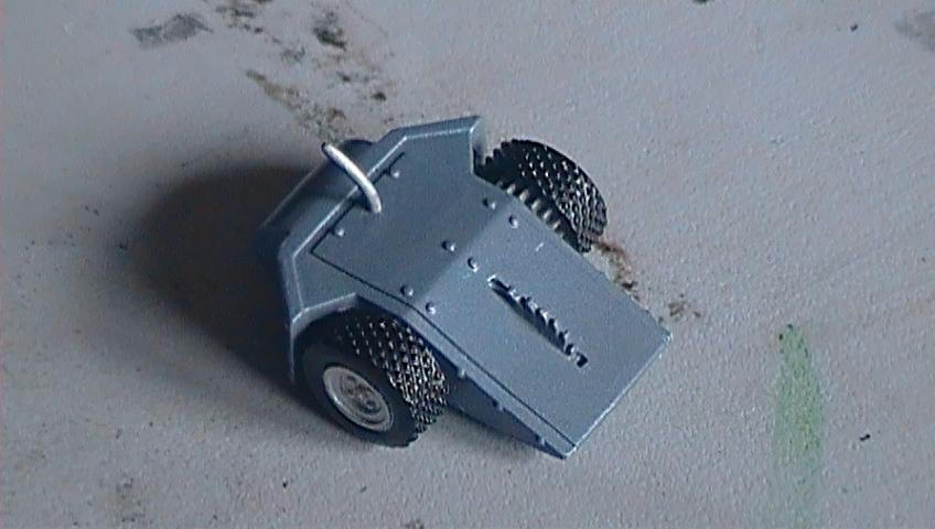 Ankle Biter/MiniBot
