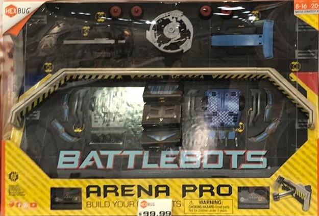 BattleBots Arena Pro