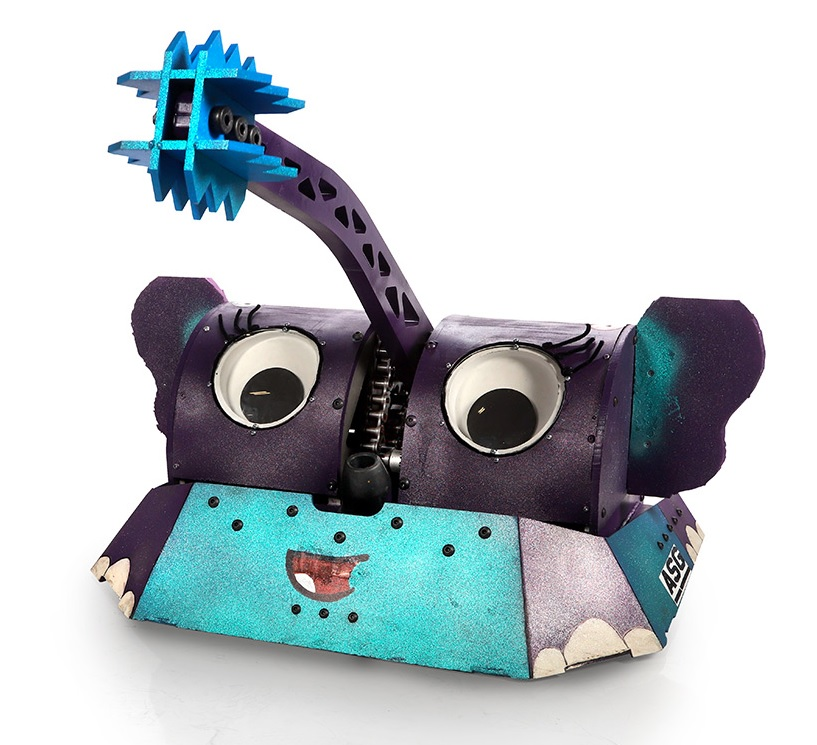 Nelly The Ellybot