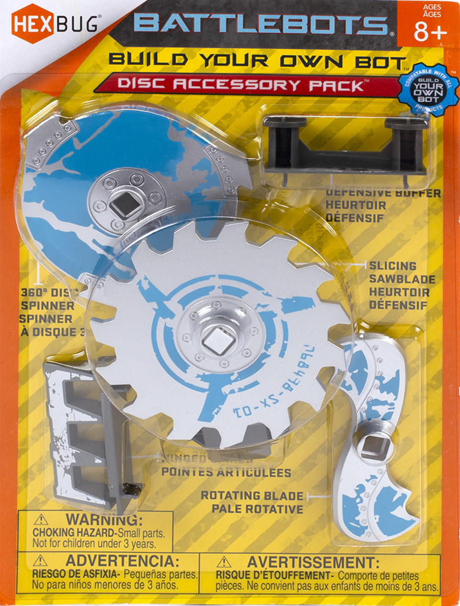 Disc Accessory Pack