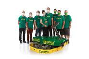 Chomp Battlebots team (2020)
