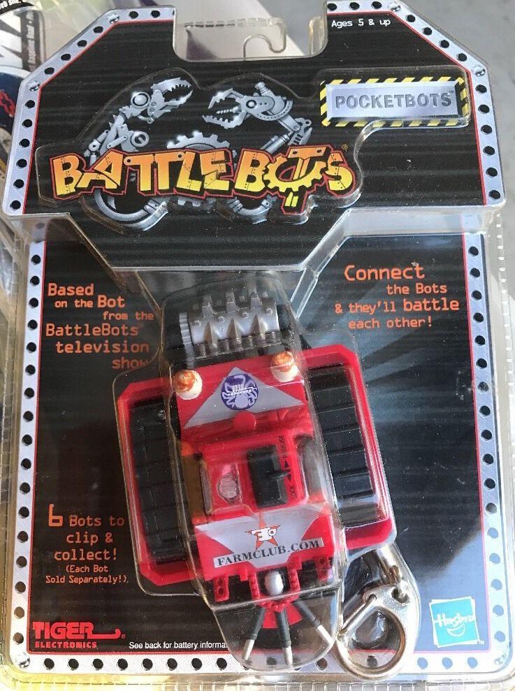 El Diablo/Pocketbot
