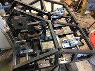 Construction of Blacksmith's Frame
