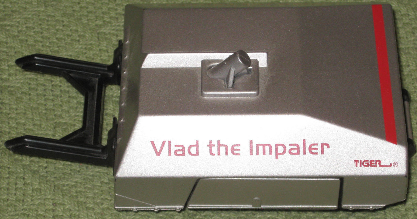 Vlad the Impaler/Bump N' Bash Bots