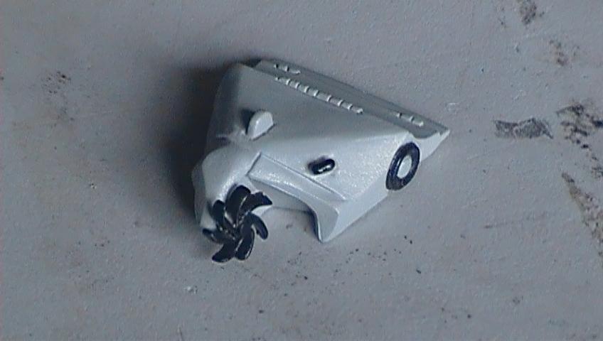 Scrap Daddy HW210/MiniBot