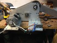 Blacksmith Chassis Construction and Electronics