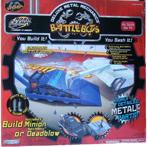Deluxe Metal Mechanics