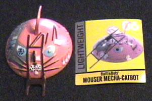 Mouser Mecha-Catbot/MiniBot