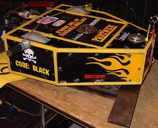 Code:BLACK