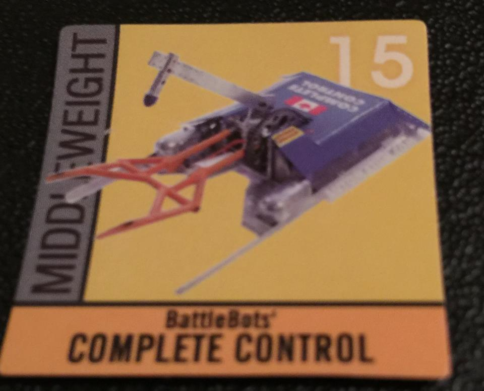 Complete Control/MiniBot