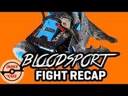 Bloodsport vs Skorpios- Battlebots Season 5 Fight Recap