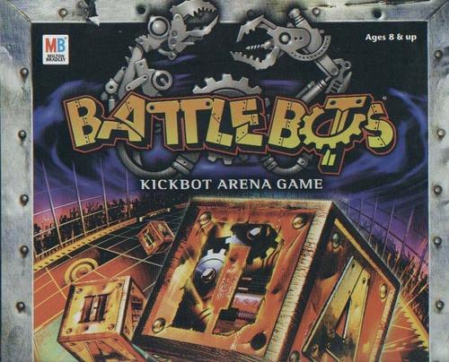 BattleBots/Kickbot Arena Game