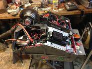 Blacksmith Season 4 Construction without Top Armor