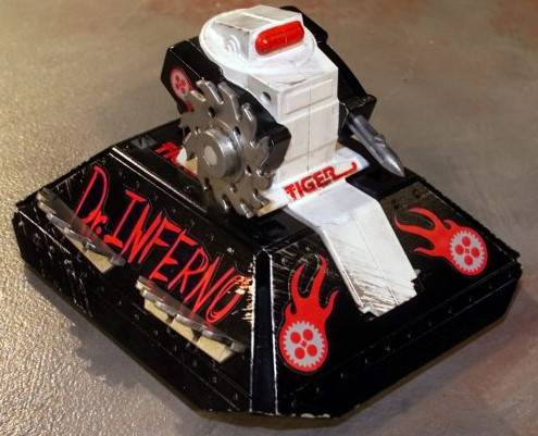 Dr. Inferno Jr./RC Custom Series