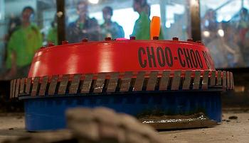 Choo-Choo Bacca