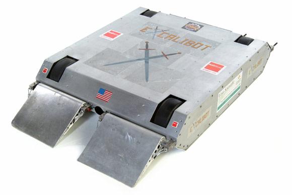 Excalibot