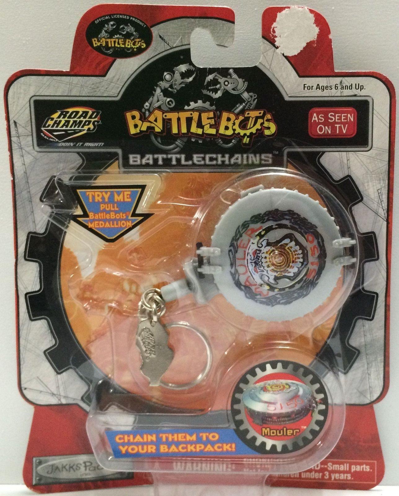 Mauler/Battle Chains