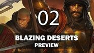 Blazing Deserts Preview Part 2