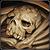 Giant Skull and Bones (Unhold)